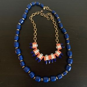 J. Crew Necklaces - Set of Two